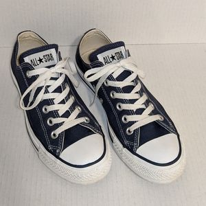 CHUCK TAYLOR All Star Core Ox - Size 7 in Navy